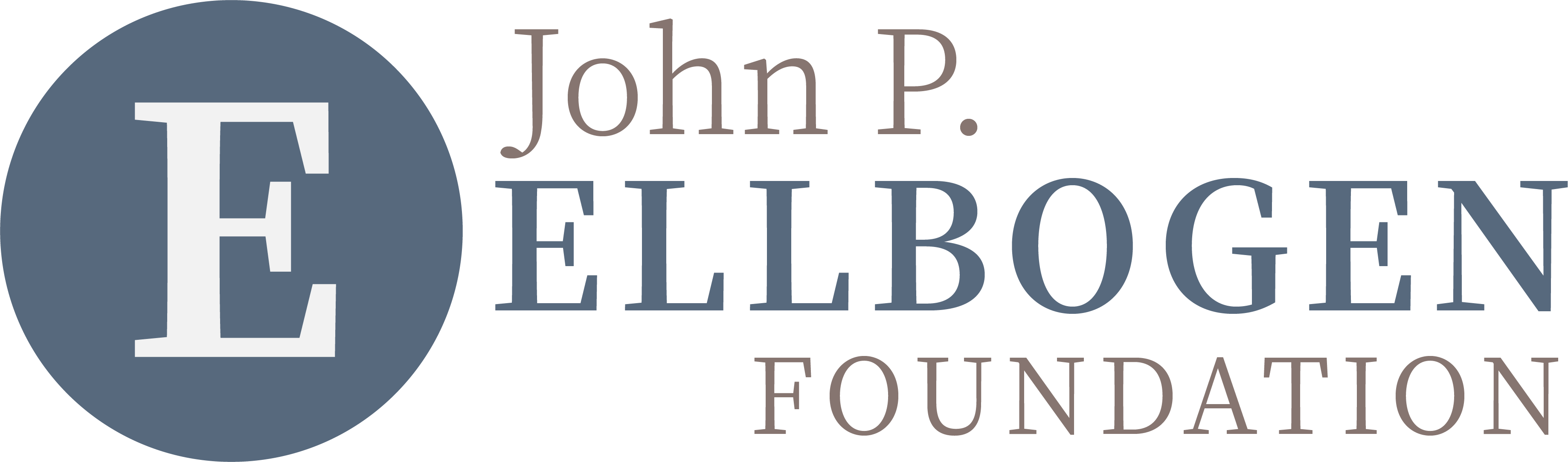 John P. Ellbogen Foundation